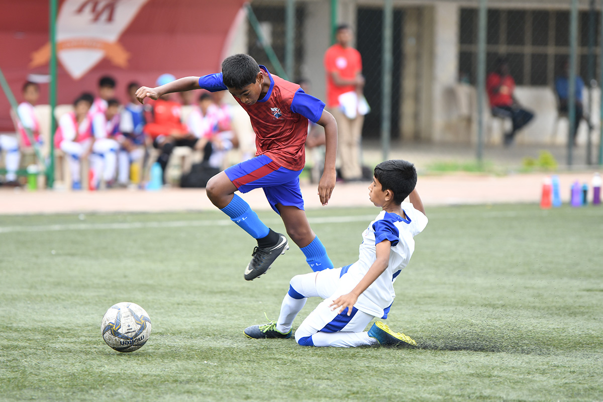 BFC Soccer Schools Elite